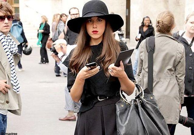 Les fashionistas au top pour la fashion week de Paris !