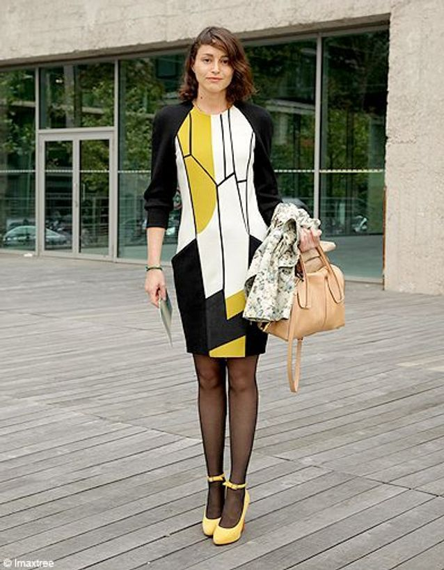Mode street style fashion week paris 18