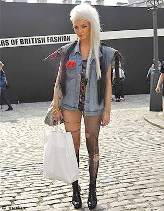 Punk glam