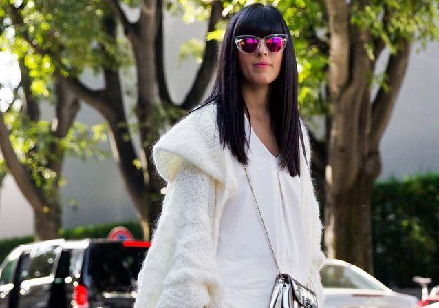 Street style : le look oversize pile dans la tendance