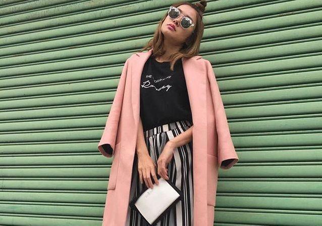 Street style  20 jolis looks repérés sur Instagram