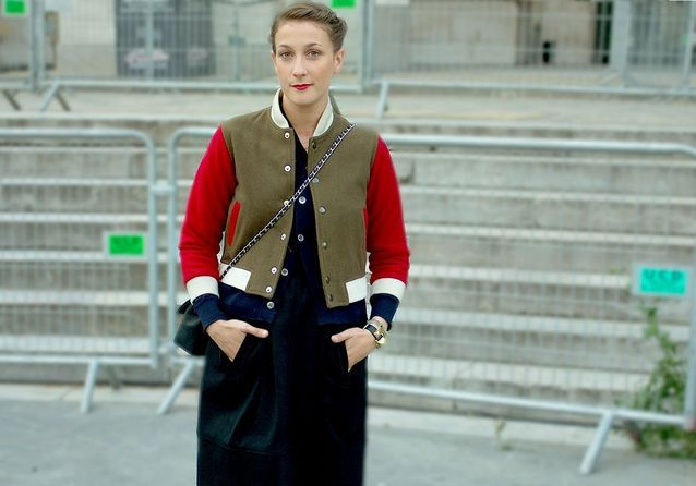Street Style : Cinéma Paradiso au Grand Palais