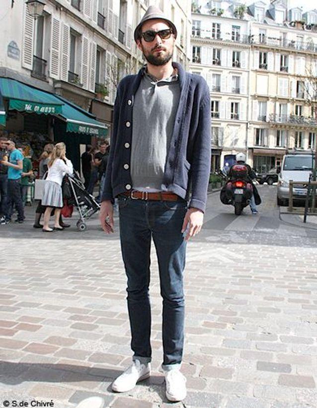 Étonnant Street Style : Honneur aux hommes ! - Elle JH-54