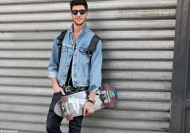 Street style : la dégaine des mecs qu'on aime
