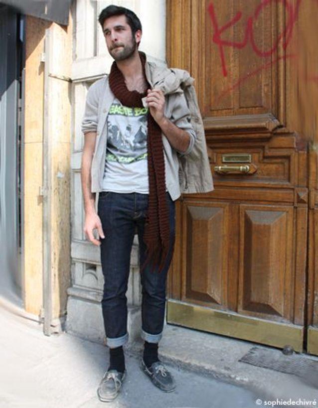 Maxime, 25 ans