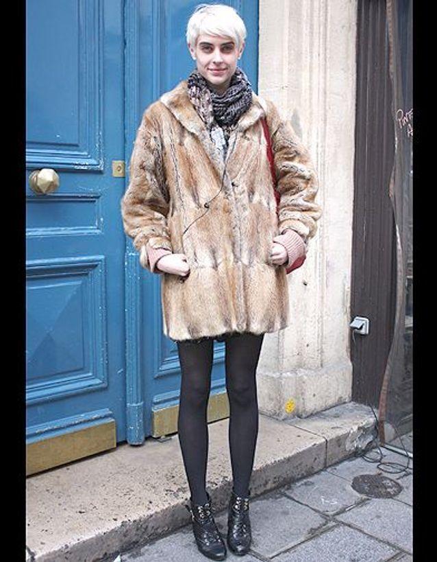 Mode tendance look street style chaussures bottines Amelia
