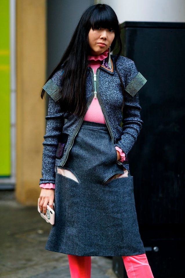 Fashion Week de Londres jour 4
