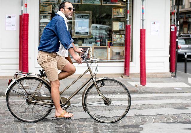 Street style : les hommes préfèrent les bermudas