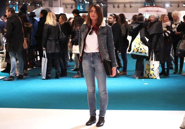Street style : les modeuses s'habillent chic et cool au Who's Next