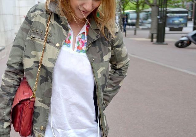 Street style : les tendances du printemps vues par les filles de ELLE