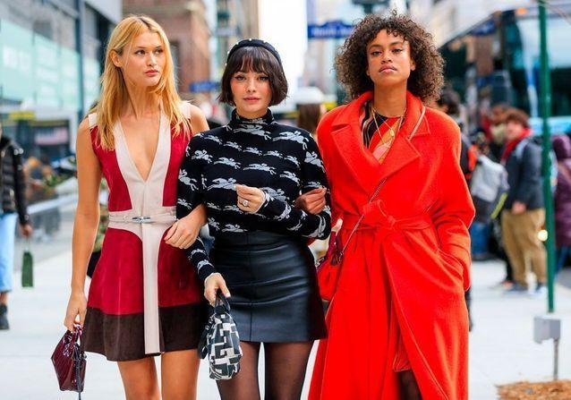 Fashion Week New York : les plus beaux looks à piquer aux filles stylées
