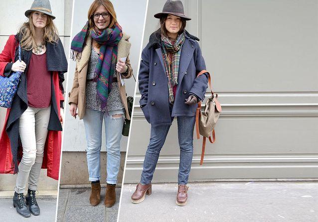 Streetstyle: comment portez-vous le jean?