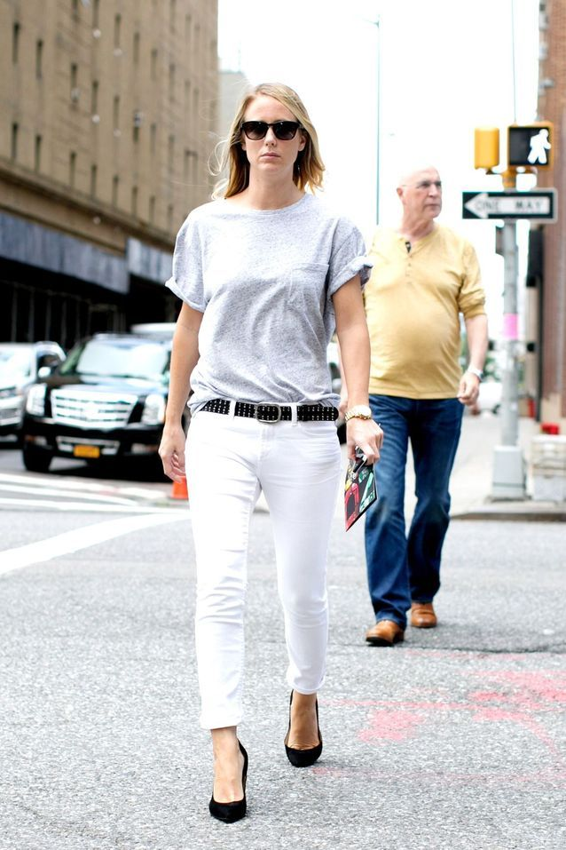 Style casual simple
