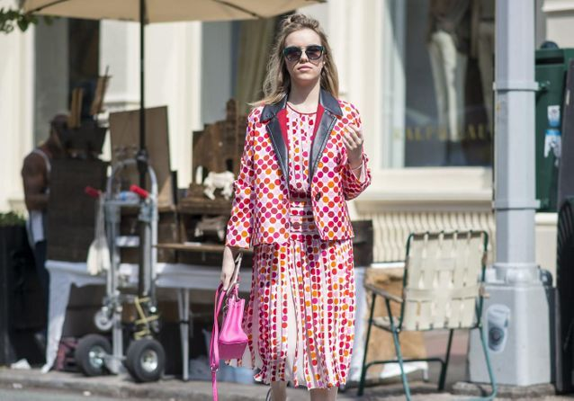 Street style : on ose le total look
