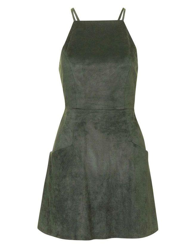 Robe pour morphologie en A Topshop