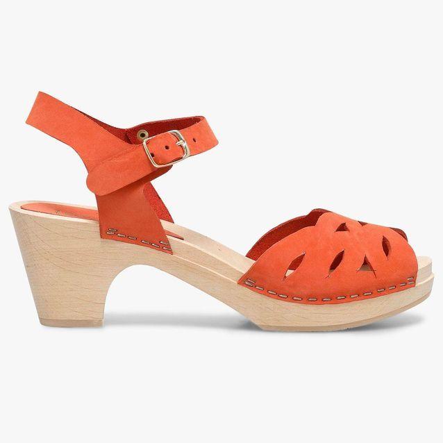 d4f227e03ee17e Sandales à bride pailletée Bocage - Nos chaussures préférées sur l'e ...