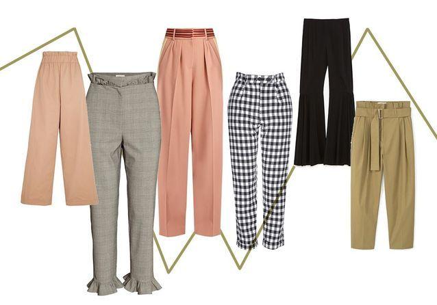 10 pantalons cool à porter à la place d'un jean