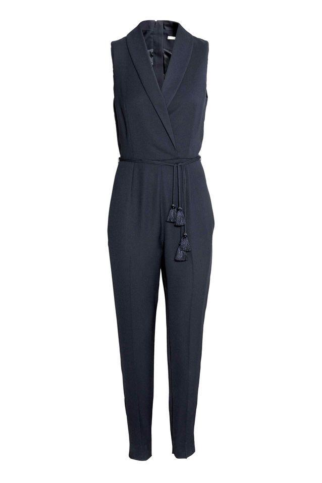 grosses soldes magasin en ligne prix de la rue Combinaison pantalon à pompons H&M - Chic et féminine en ...