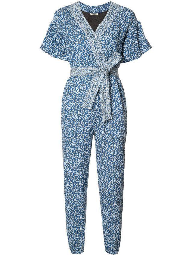 choisir authentique dernière vente plus bas rabais Combinaison pantalon cache cœur Reiko - Chic et féminine en ...