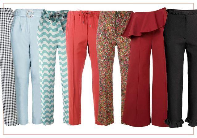 20 pantalons pour travailler qui vont bien quel que soit le job
