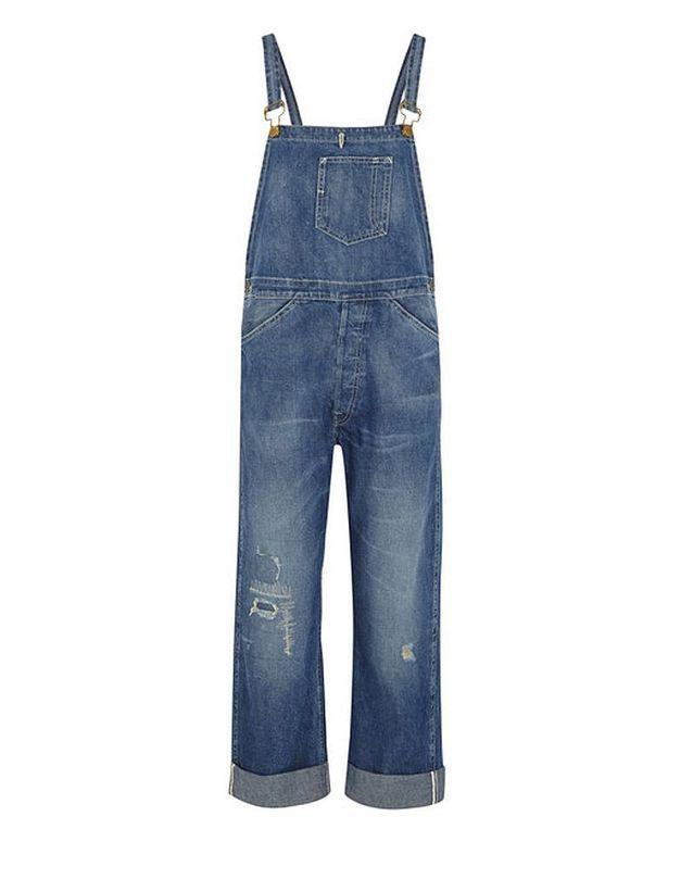 Salopette en jean Levi's vintage clothing