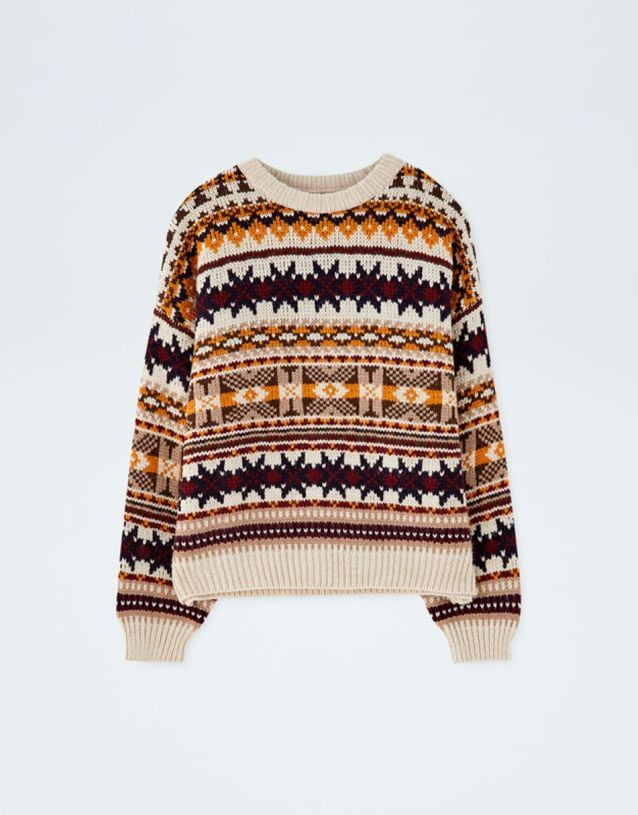 Pull femme Pull and Bear