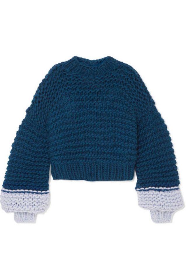 Pull femme The Knitter sur Net à Porter
