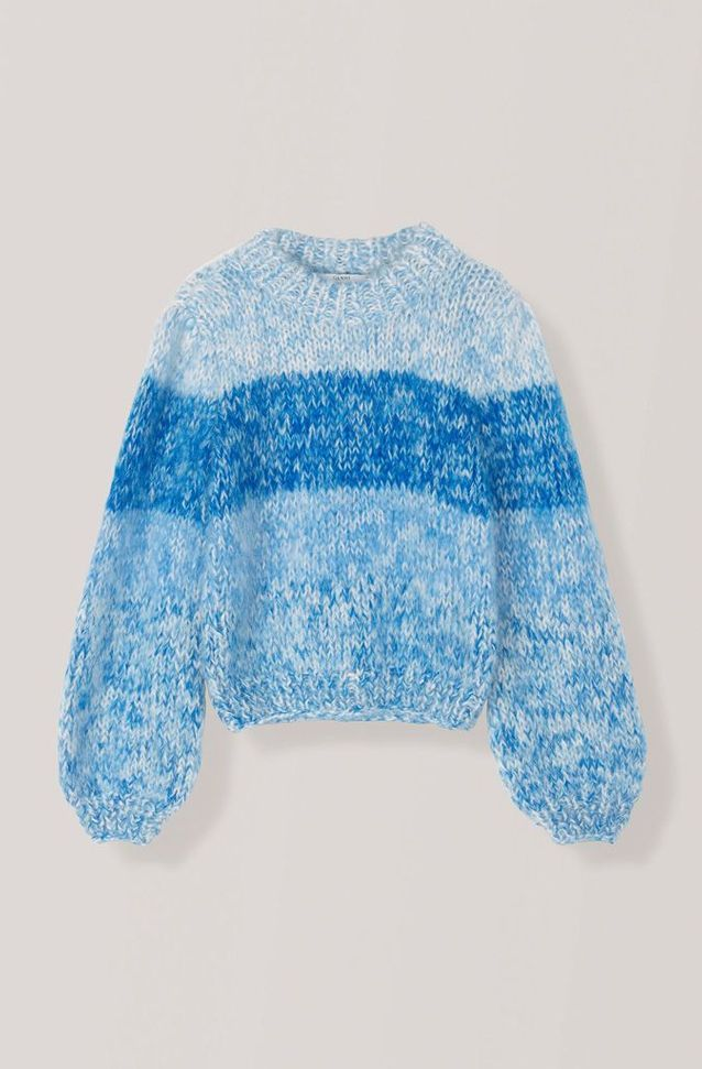 Pull en laine Ganni