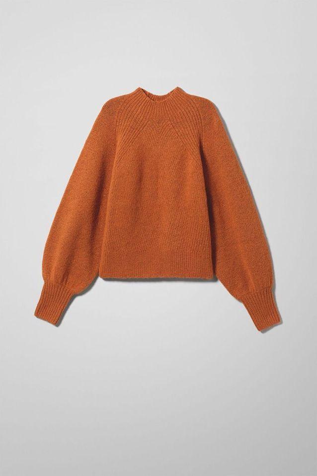 Pull en laine Weekday