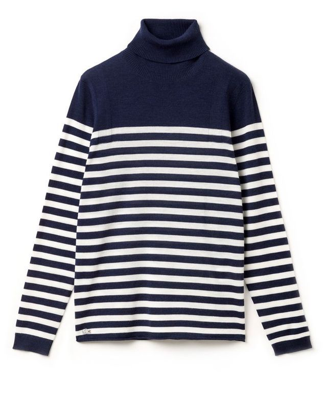 Pull marin Lacoste