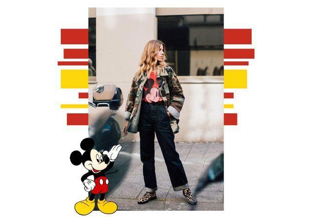 20 pulls Mickey Mouse pour retomber en enfance