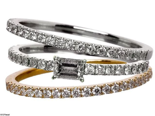 Mode diaporama accessoire bijoux mariage alliance akhah