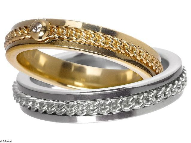 Mode diaporama accessoire bijoux mariage alliance piaget