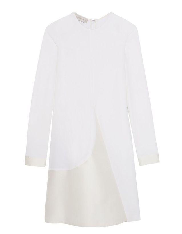 Robe de cérémonie épurée Stella McCarrney