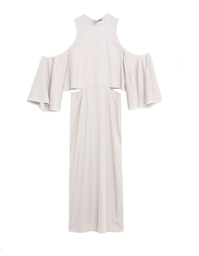 3583d19797b65 Robe de cérémonie romantique Zara - 20 robes de cérémonie qui ne ...
