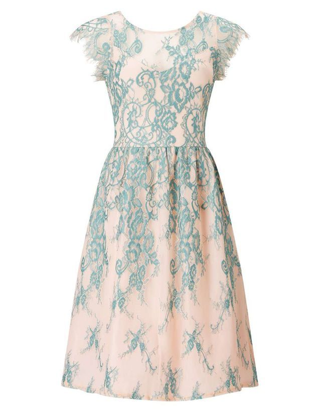 Robe de cocktail midi Miss Selfridge