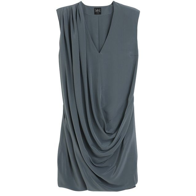 Robe drapée Swildens