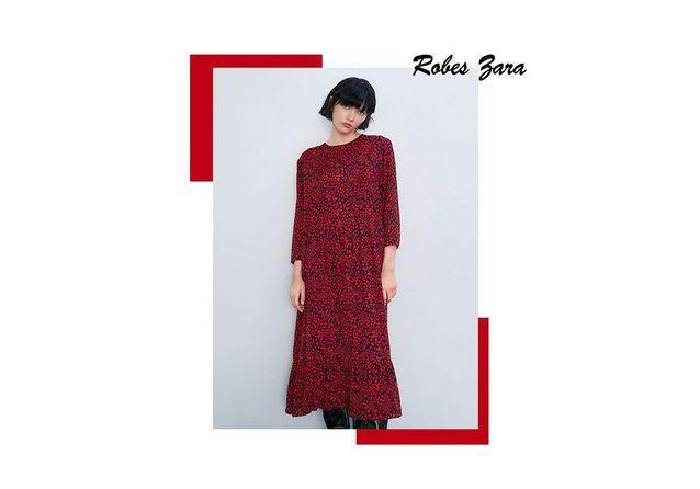 20 robes Zara à adopter à la mi-saison