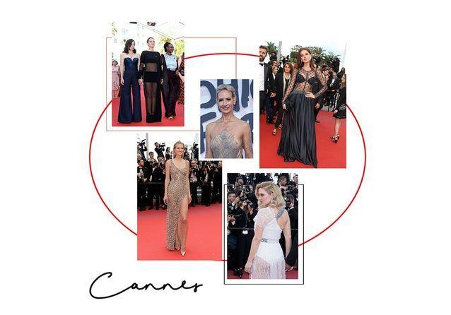 Bella Hadid, Eva Longoria, Adriana Lima, toutes les robes transparentes qui ont marqué les esprits