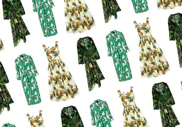 15 robes tropicales pour des vacances exotiques