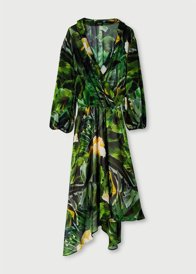 Robe tropicale Liu Jo