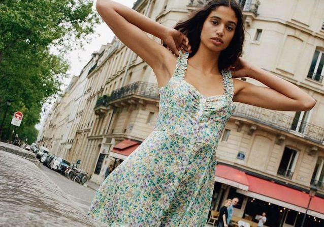 Les plus belles robes Zara que l'on va porter cet été