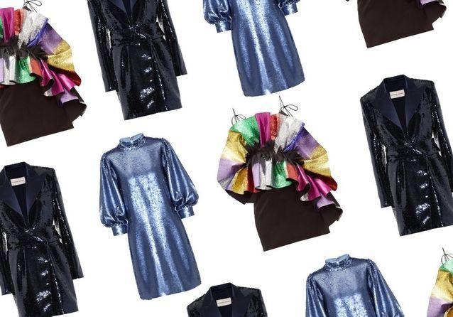 15 robes à paillettes pour illuminer ses fêtes de fin d'année