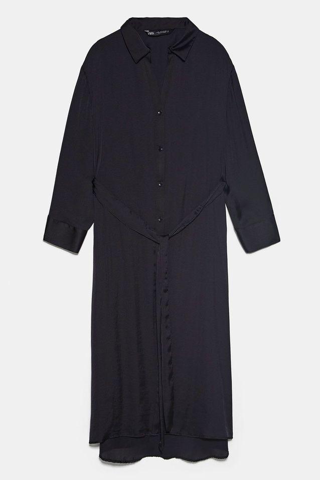 Robe chemise Zara