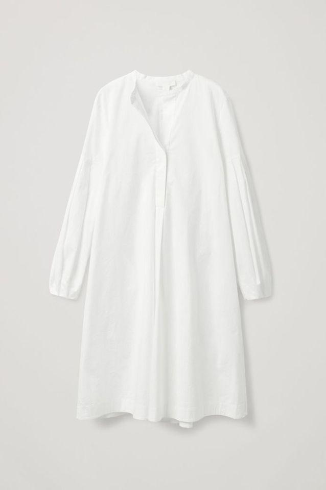 Robe blanche COS