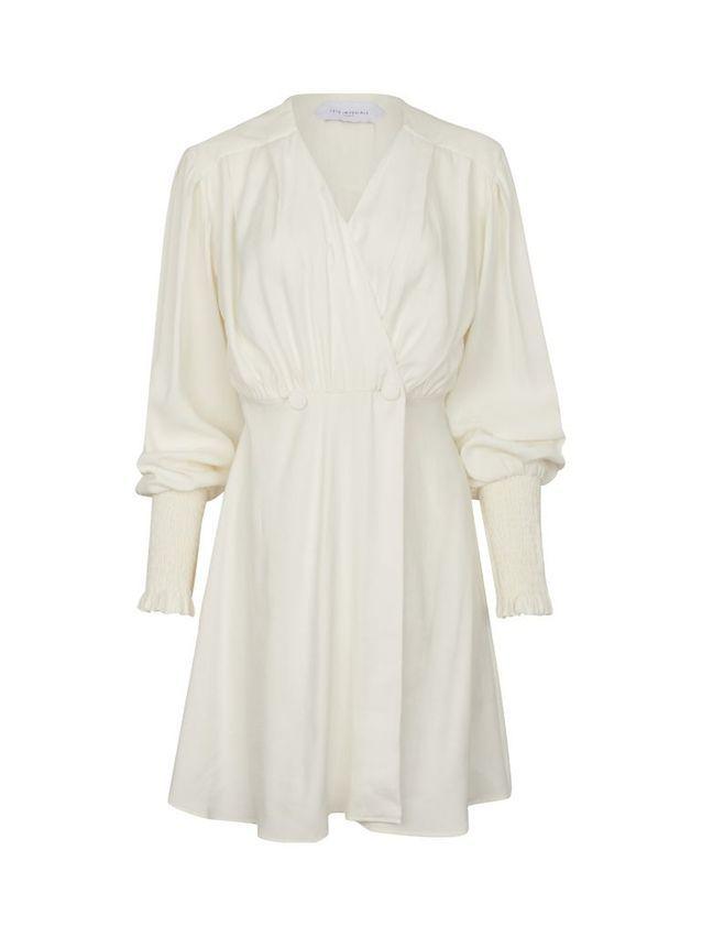 Robe blanche Fête Impériale