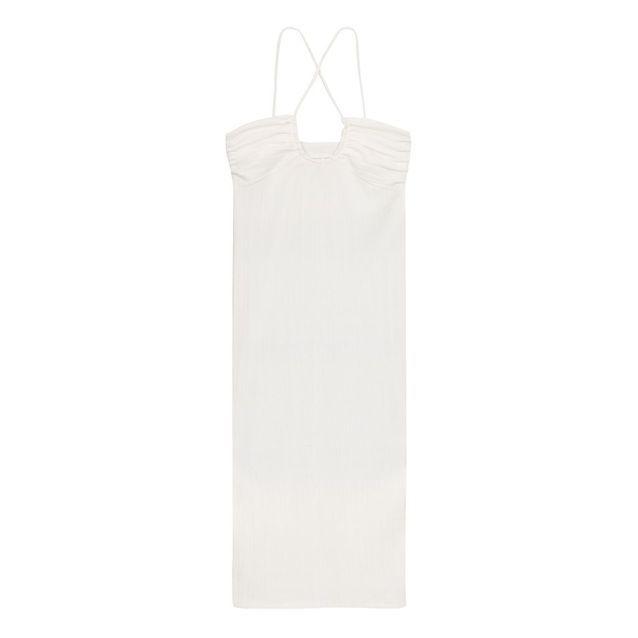 Robe blanche Musier