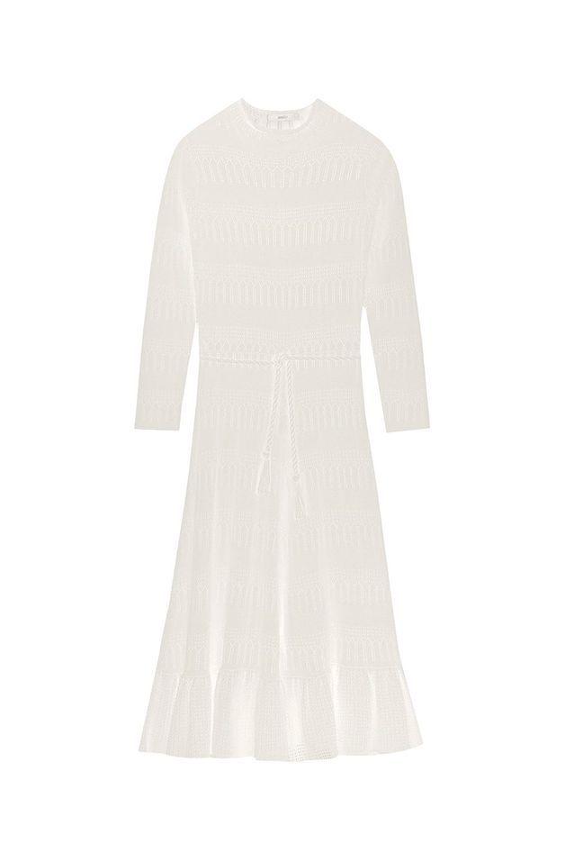 Robe blanche Sessùn