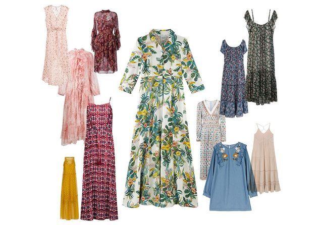 On aime les robes bohèmes