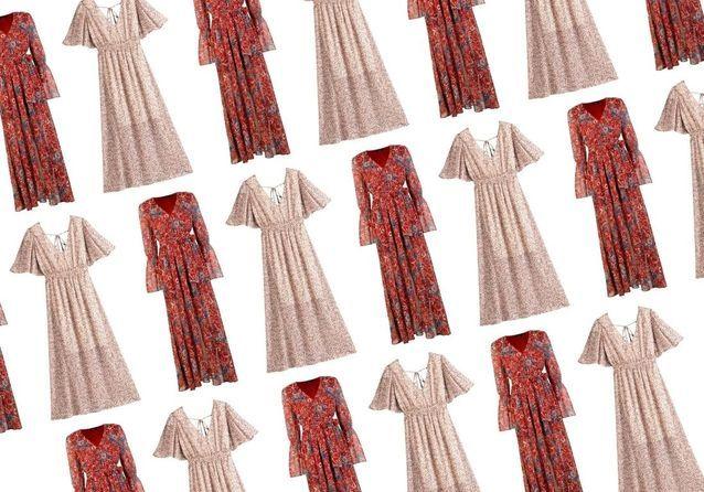 20 robes bohèmes pour les beaux jours